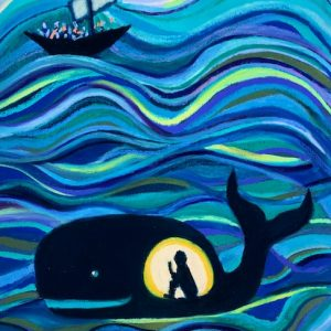 Jonah and the Whale by Polly Castor